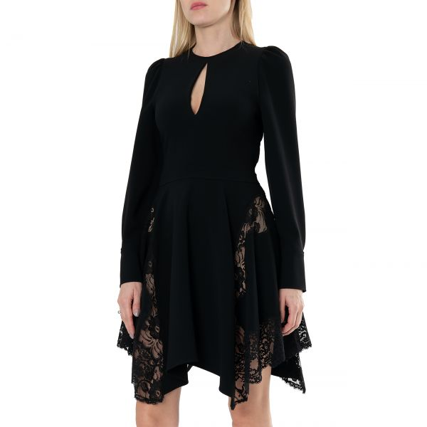Платье Stella McCartney Celeste черное