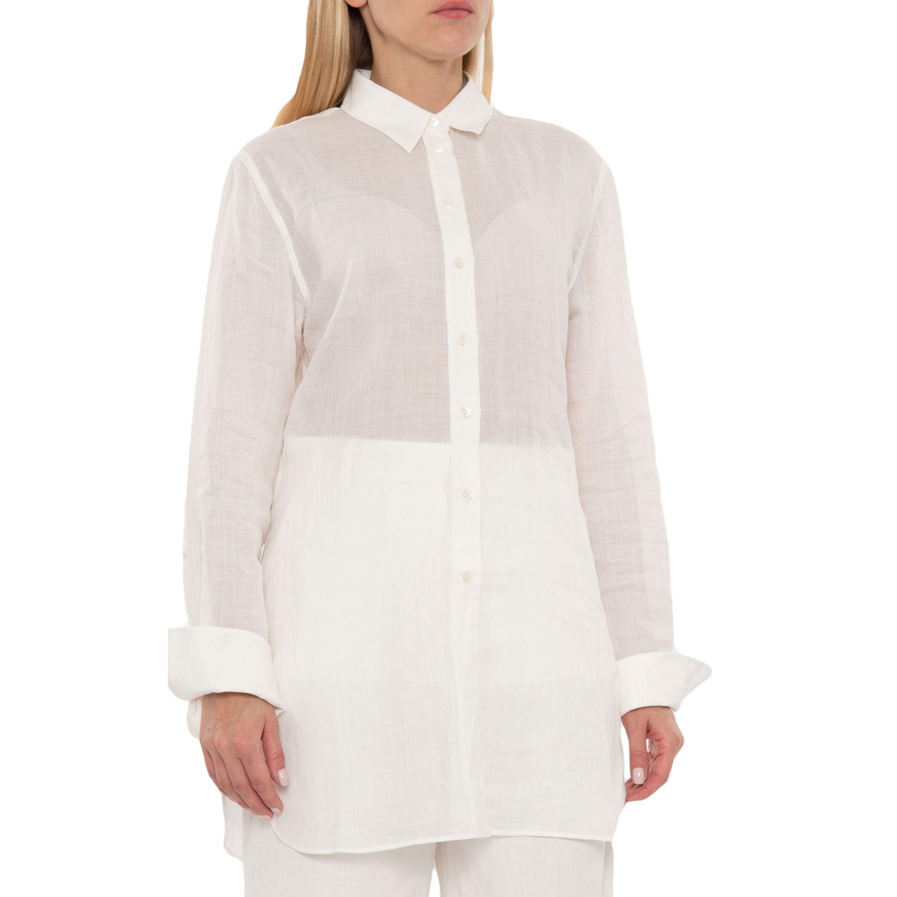Рубашка с длинными рукавами Joseph белая