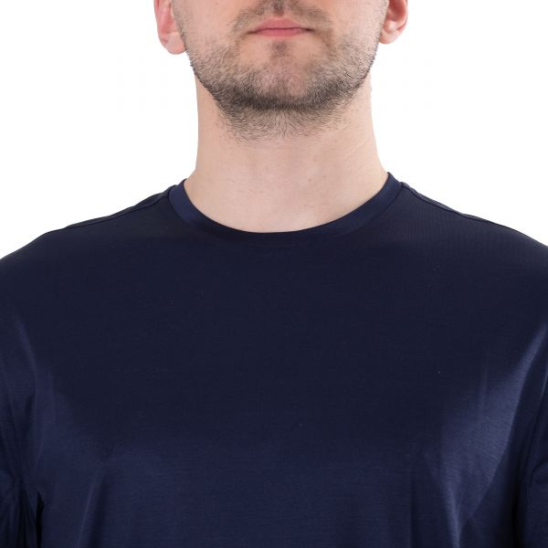 Футболка Brett Johnson темно-синяя