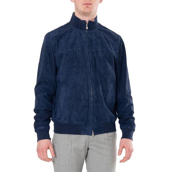 Куртка Atelier Milano темно-синяя