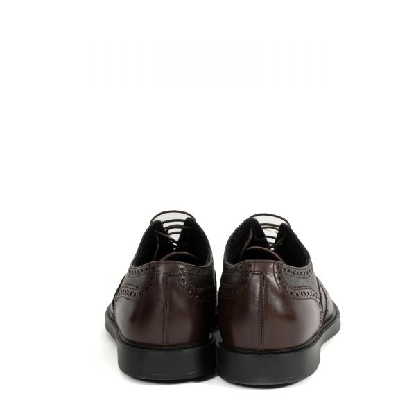 Оксфорд Fratelli Rossetti темно-коричневые