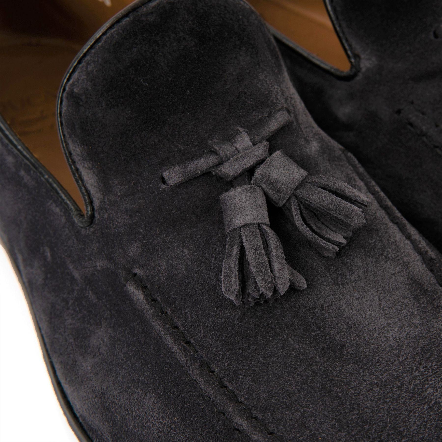 Лоферы Doucal's темно-коричневые