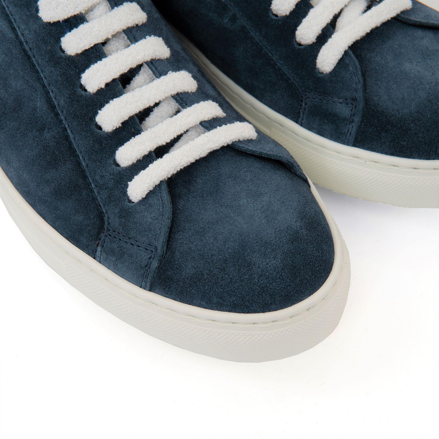 Кеды Doucal's темно-синие