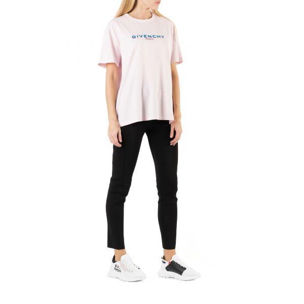 Футболка Givenchy розовая