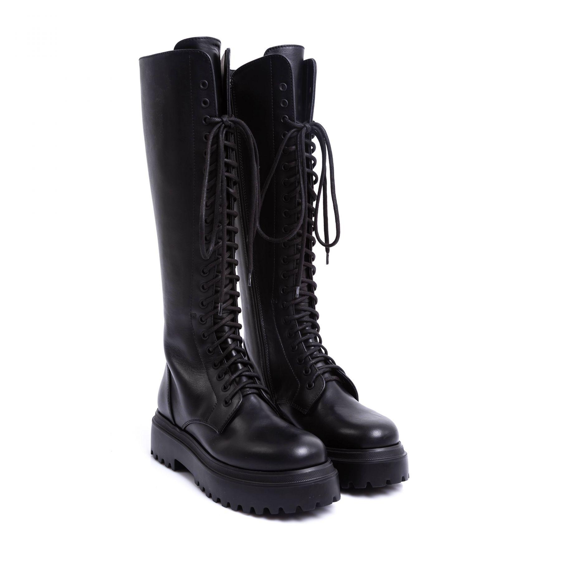 Сапоги Le Silla Ranger черные
