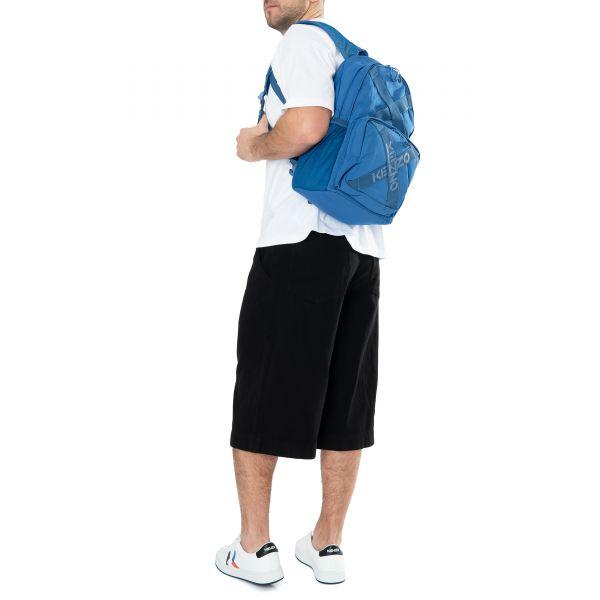 Рюкзак Kenzo Big X синий