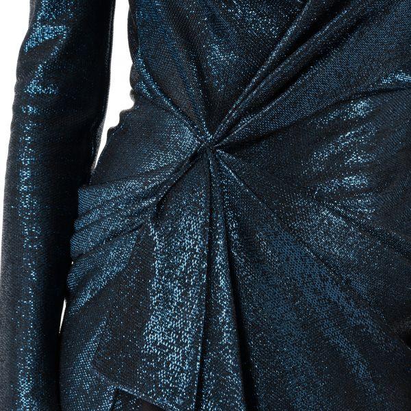 Платье длинное Redemption синее