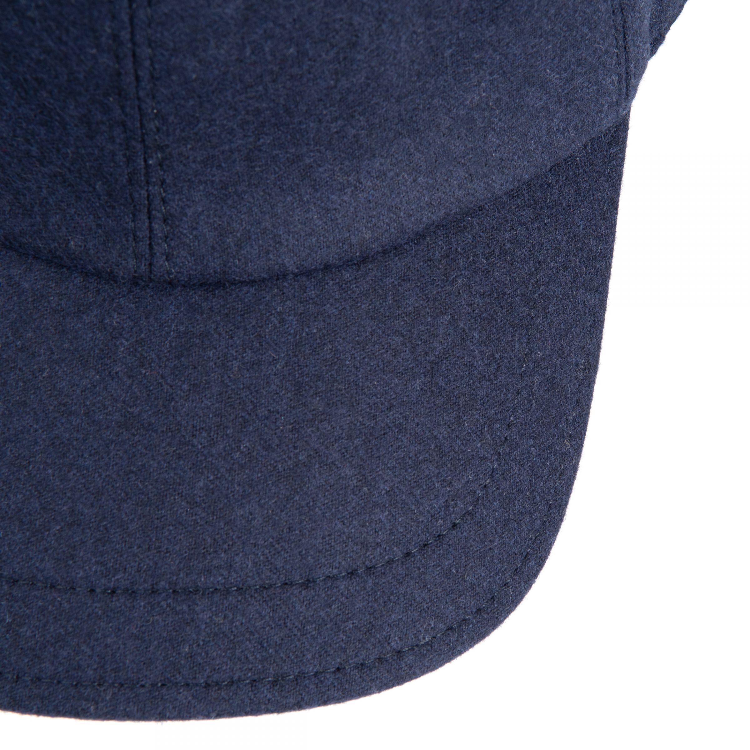 Бейсболка Eleventy синяя