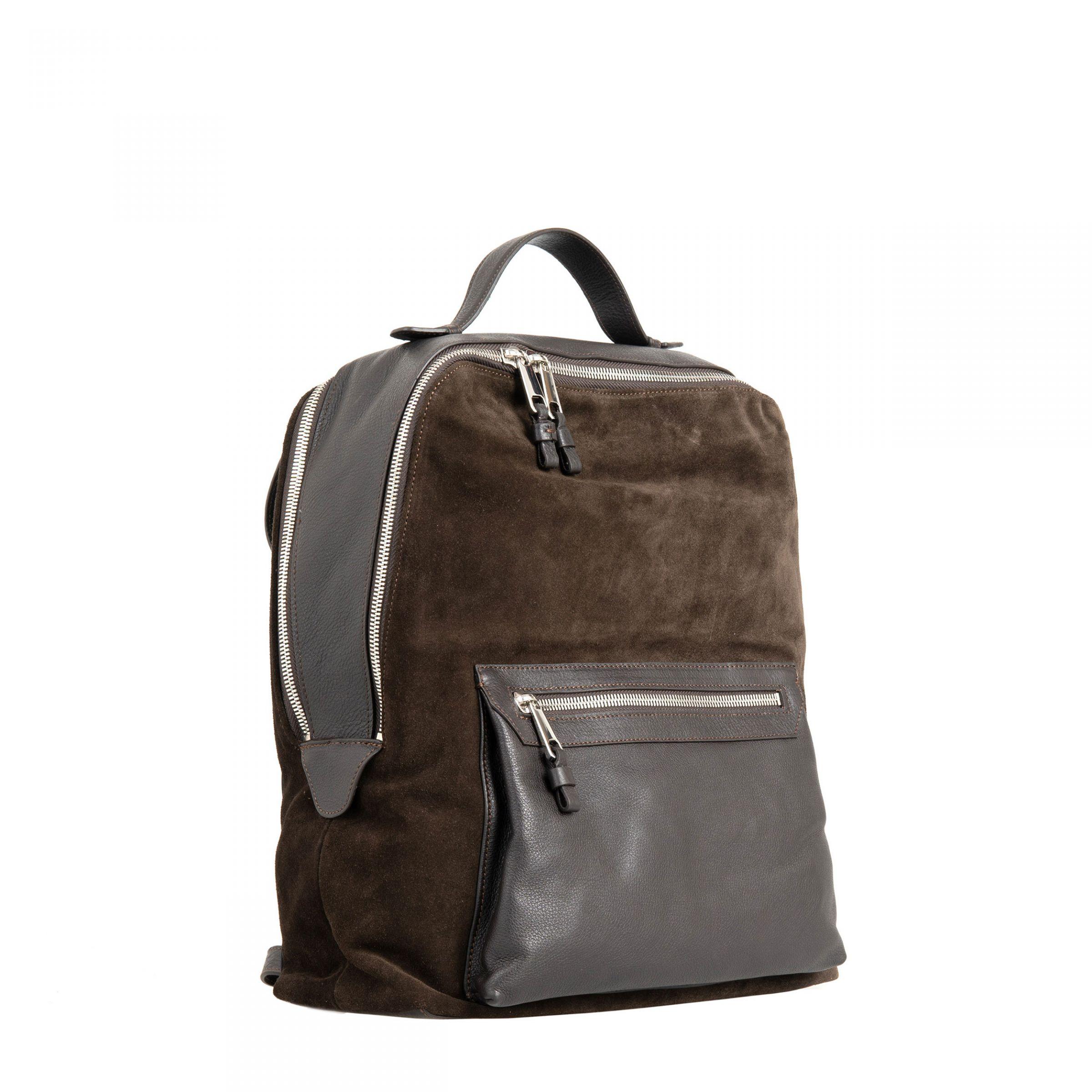 Рюкзак Eleventy коричневый