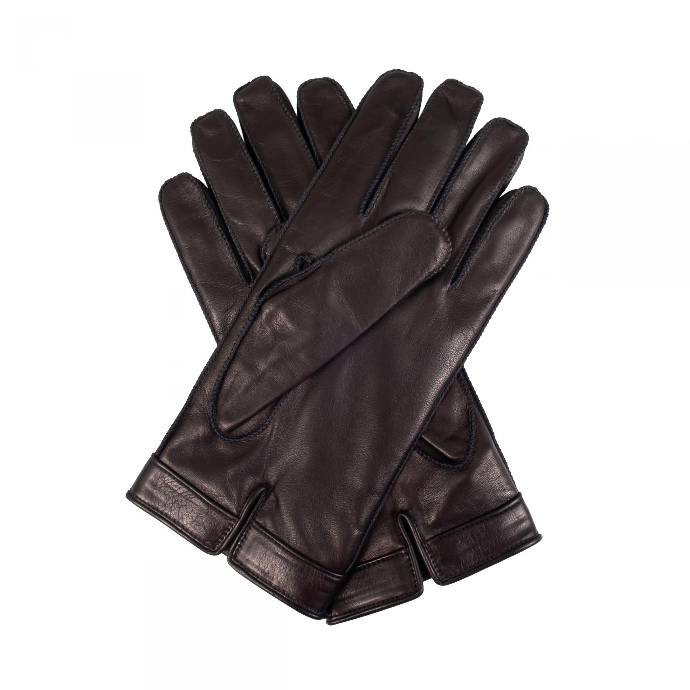 Перчатки Zilli коричневые