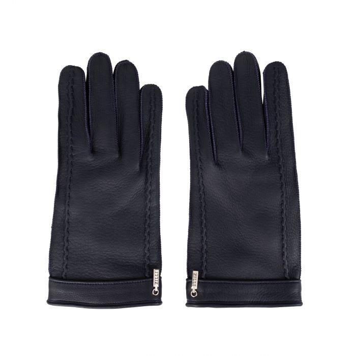 Перчатки Zilli синие