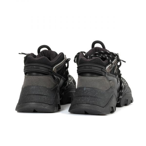 Сникеры Kenzo Inka черные