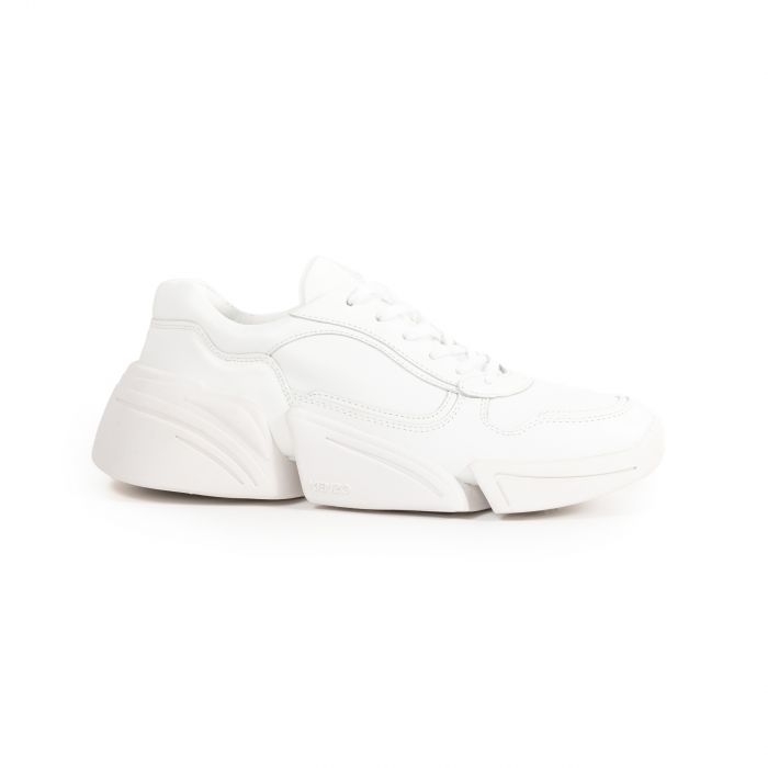 Сникеры Kenzo Kross белые