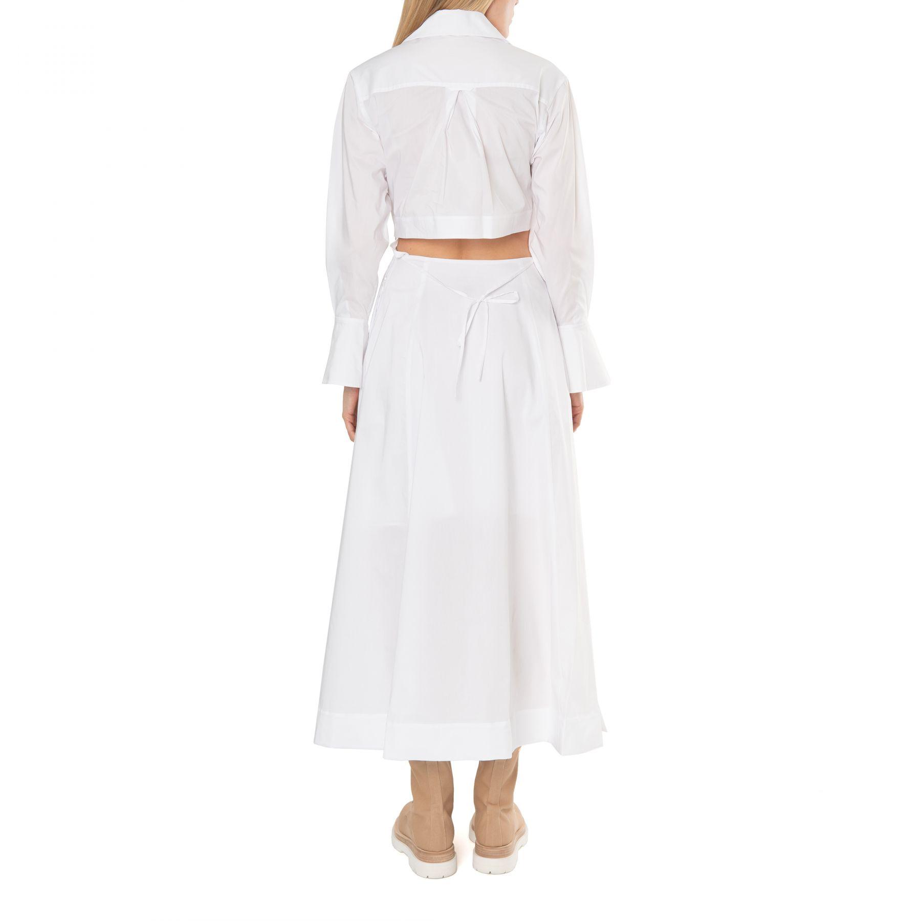 Платье Jonathan Simkhai Alex белое