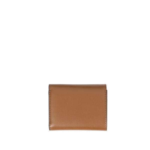 Портмоне Tory Burch ELEANOR коричневое