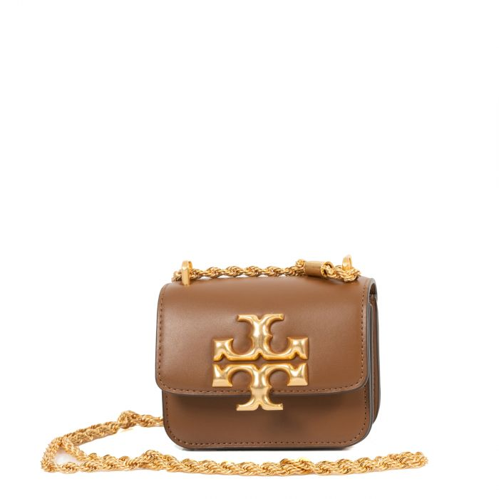 Сумка Tory Burch Eleanor коричневая